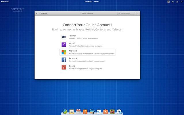 Дизайн elementary OS