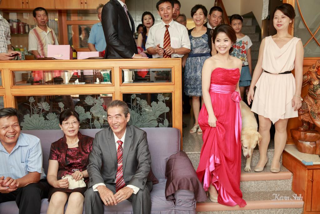 新竹婚攝推薦-訂婚迎娶儀式