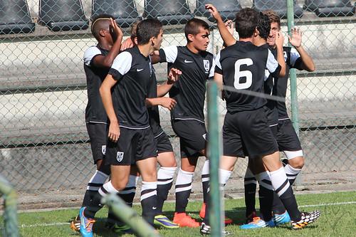 Juniores: Vitória SC 2-0 Leixões