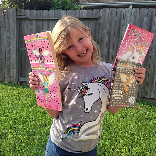 232:365 New books in the mail from @lindazsews  - this girl couldn't be happier!