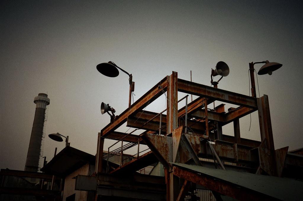 過期的橋頭糖廠~速寫篇