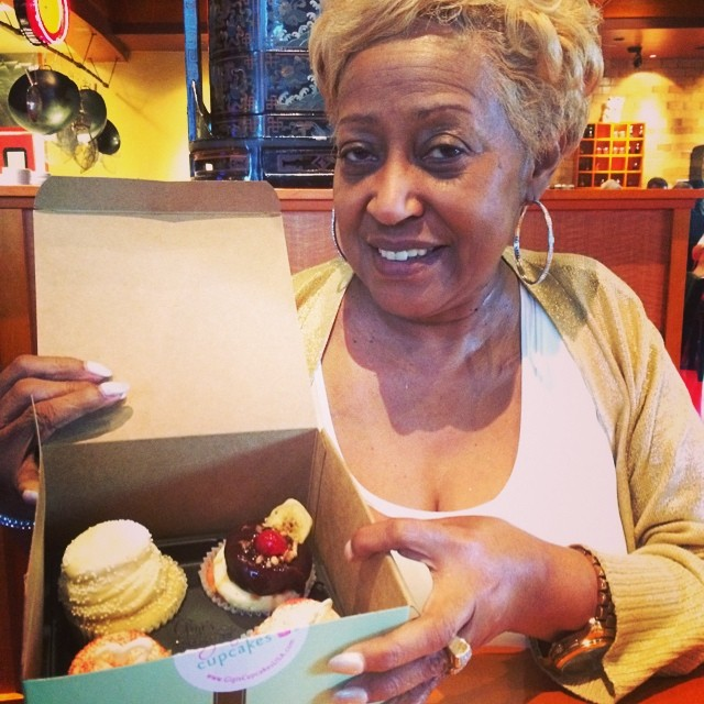 #cupcakes for my momma on her #birthday