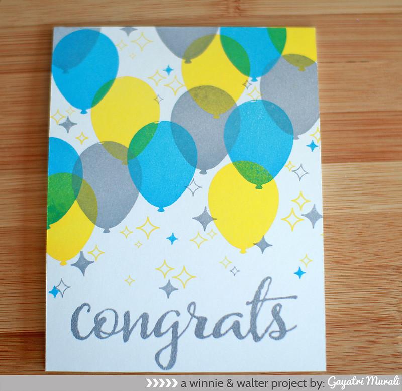 Congrats flat