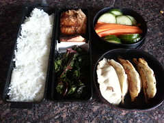 Bento box for August 5, 2014