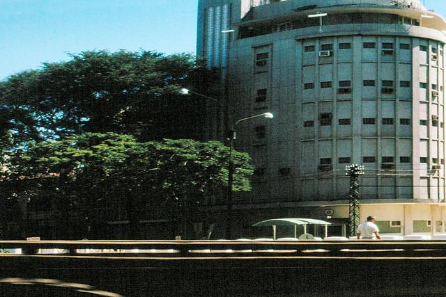 SAIGON 1965 - Tòa Đại sứ Mỹ góc Hàm Nghi-Võ Di Nguy
