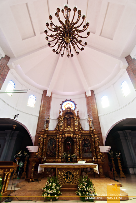 Retablo of the Old Dagupan Cathedral