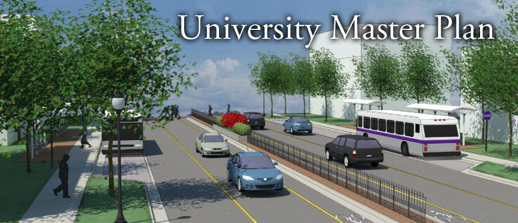 University Master Plan