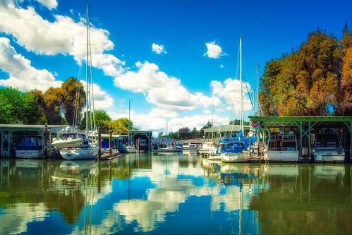 california river boats delta boating