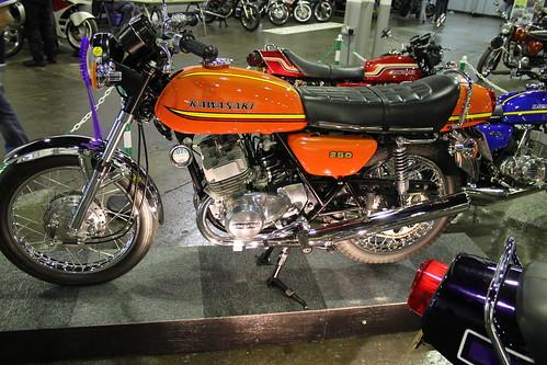 Kawasaki 1973 250cc