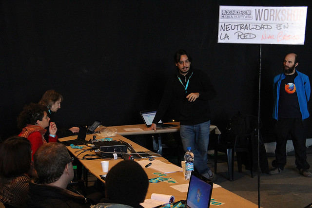 Workshop sobre Neutralidad en la Red