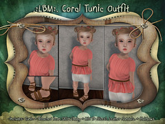 {LBM} Coral Tunic Outfit ad