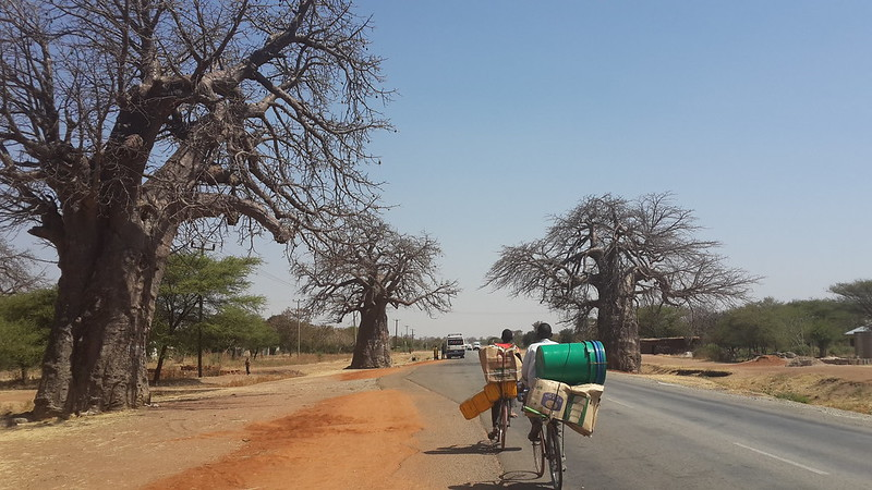 Leaving Shinyanga