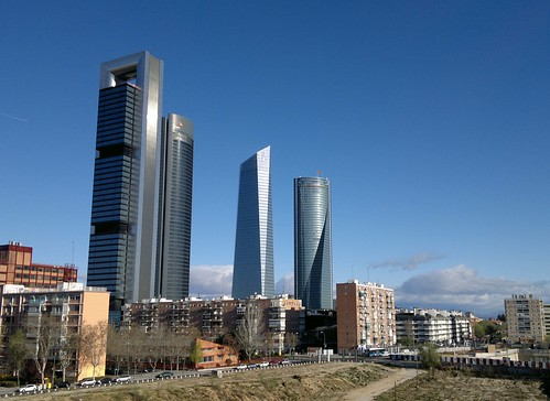 CTBA (Cuatro Torres Business Area)
