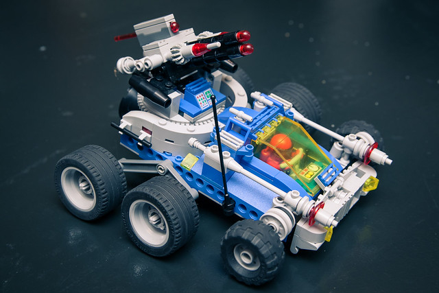 LEGO Neo-Classic Space_Heavy Artillery
