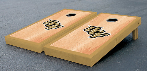 View ProductUniversity of Central Florida UCF Knights Cornhole Game Set Hardcourt Wooden