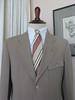 Bellow Pocketed Belted Back Sportcoat (1930's)