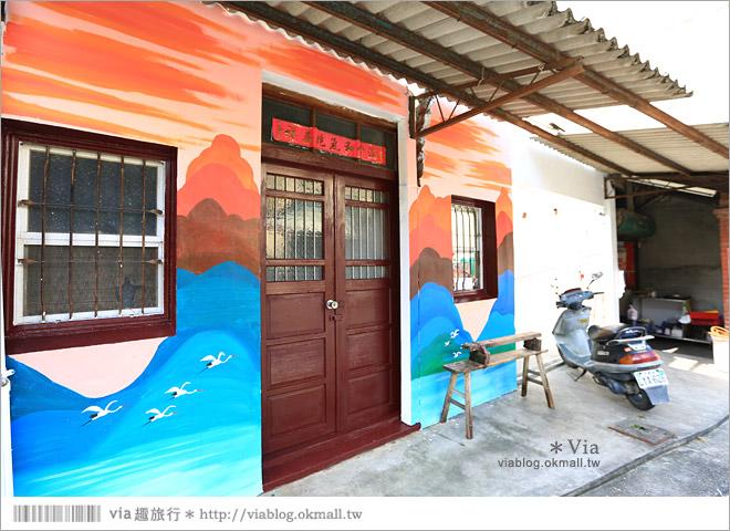 【雲林熊貓村】斗南鎮石龜熊貓村~最新!超萌又生動的立體3D畫彩繪村再一彈!33