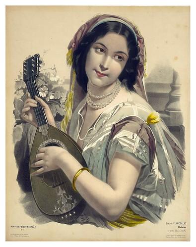 004-Entristecida-Josephine Ducollet-Library of Congress