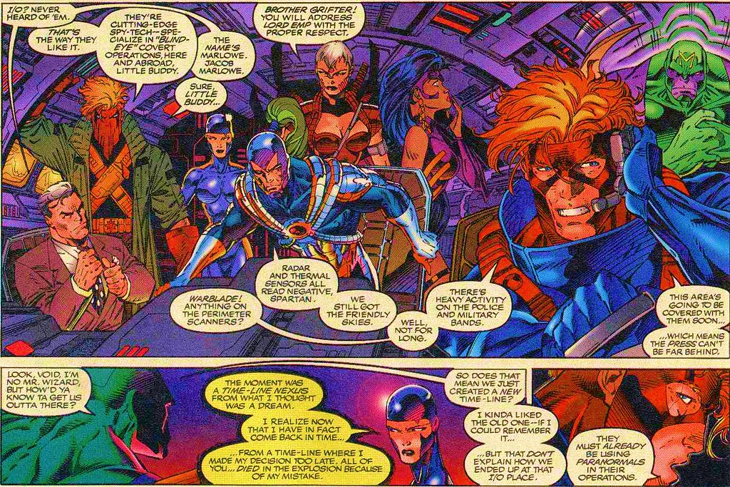 Wildcats splash page