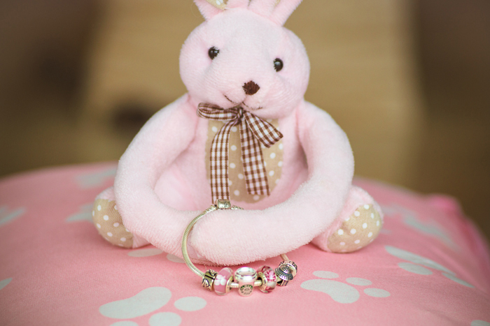 Olga choi fashion blogger myblondegal  Korea Soufeel charm bracelet 925 silver-00235