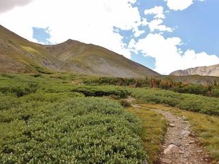 Mt. Belford Standard Northwest Route