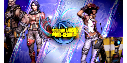 Borderlands- The Pre-Sequel-Classes