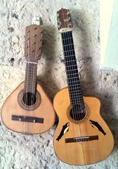 slide guitar(0.0), cavaquinho(0.0), banjo uke(0.0), bass guitar(0.0), cuatro(1.0), string instrument(1.0), ukulele(1.0), acoustic guitar(1.0), guitar(1.0), vihuela(1.0), acoustic-electric guitar(1.0), string instrument(1.0),