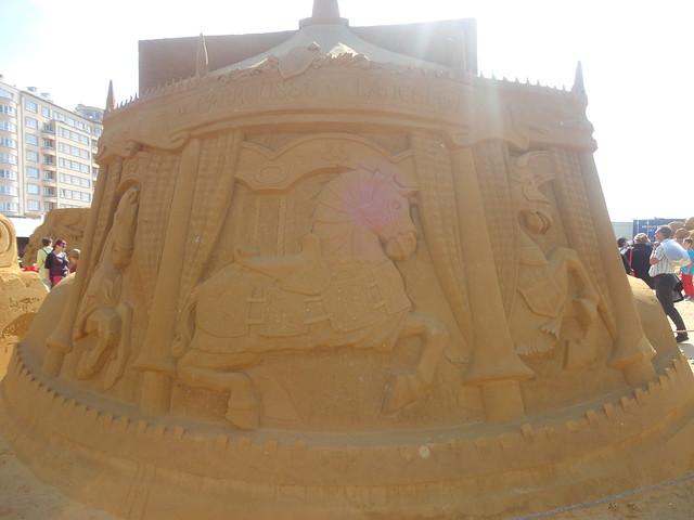 Sculpures sur sable Disney - News Touquet p.1 ! 14956951875_fe19a4d576_z