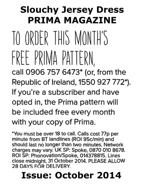 Prima Magazine - Pattern, October 2014 (04)