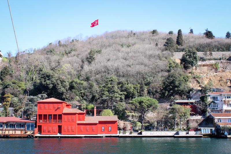 Istanbul, April 2014