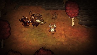 Don't Starve: Giant Edition PS Vita
