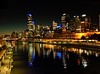 Melbourne From Princes Bridge