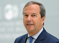 Ulrich Lehner , Ambassador of Switzerland to the OECD