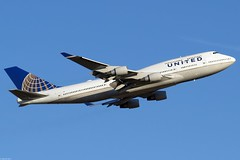 United Airlines (Old livery)