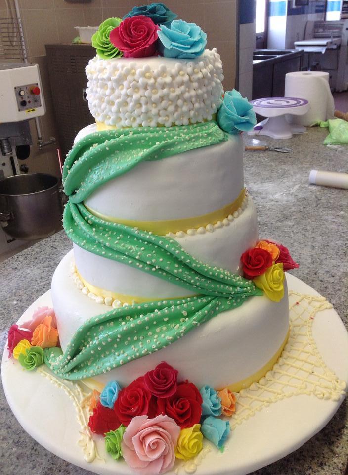 Cake Artista : Alfonso Barone, maestro pasticcere, il nuovo cake designer ...