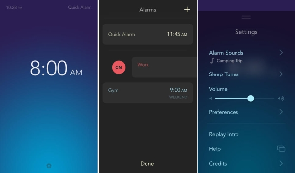 Best Alarm Clock Applications for iPhone & Android - The giffgaff
