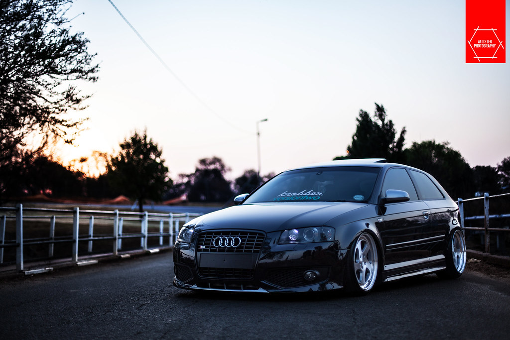 Just by the bridge // Grants bagged S3