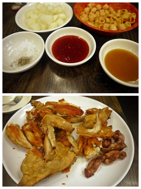 CollagSuwon fried chicken streetes6
