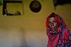 Argobba woman in Kouroumi. Harar, Ethiopia