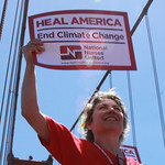 RNs to Join Actions in New York, Oakland, Los Angeles to Mark Call for Action to Stem Climate Crisis