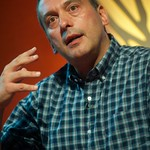 Christos Tsiolkas talks about taking part in Letters Home |