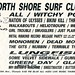 Northshore Surf Club - Olympia, WA by mayoknave