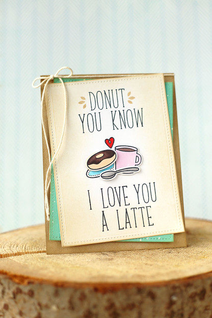 donut you know...