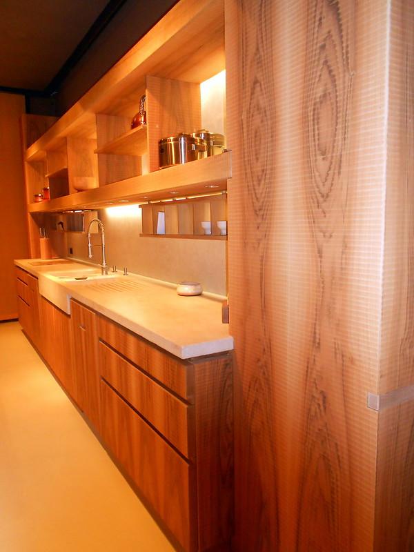 cucina , Giuseppe Rivadossi, Nave
