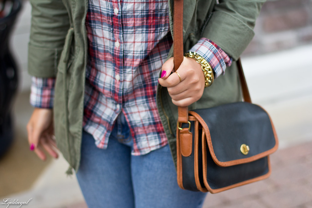 Plaid Shirt, Utility Jacket, Leopard Heels-3.jpg
