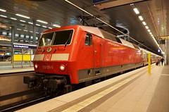 120 125-0 DB Fernverkehr - Berlin Hbf 30.08.14