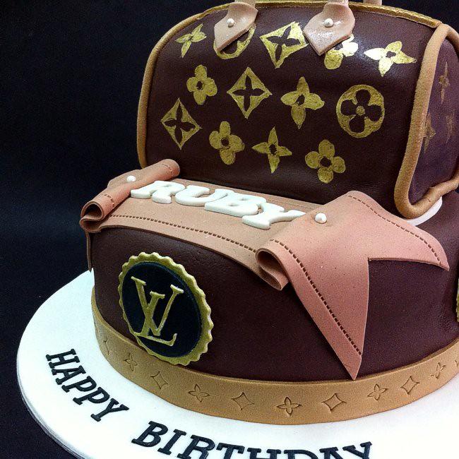 Gift For MomLV Bag Birthday Cakes