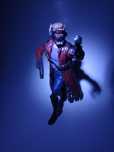 Star-Lord busted
