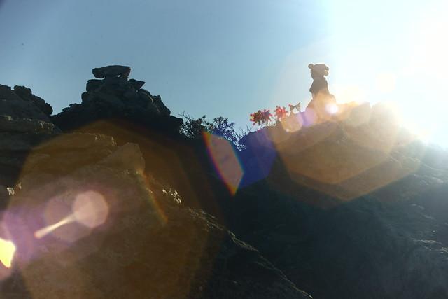 恐山 Osorezan, Aomori Japan, 21 Sep 2014. 052