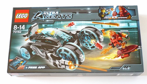LEGO Ultra Agents 70162 Infearno Interception box1